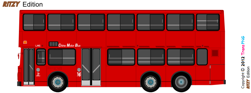 TransPNG UK   Sharing Excellent Drawings of Transportations - Bus 10011