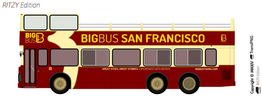 [10018] Open Top Sightseeing San Francisco 10018