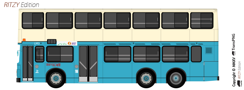 [10024] 新世界第一巴士 10024