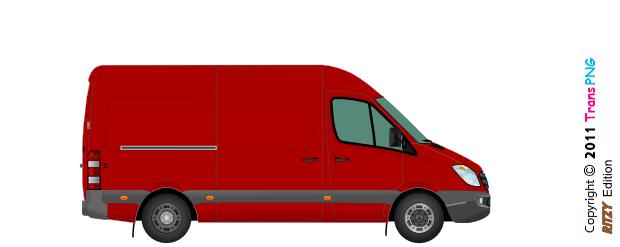 TransPNG.net | 分享世界各地多種交通工具的優秀繪圖 - 貨車 11002