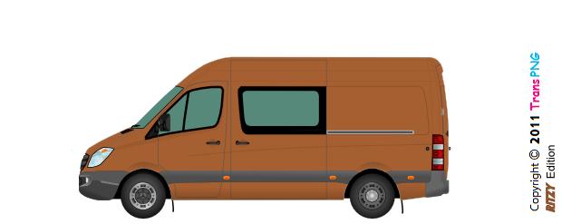 TransPNG.net | 分享世界各地多種交通工具的優秀繪圖 - 貨車 11003