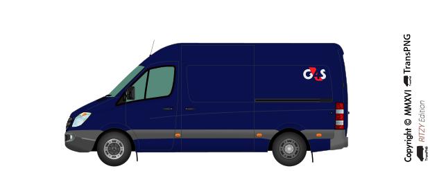 TransPNG.net | 分享世界各地多種交通工具的優秀繪圖 - 貨車 11004
