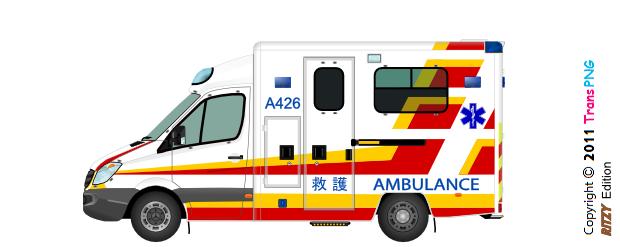 政府/緊急車輛 12002