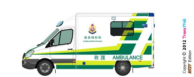 政府/緊急車輛 12008