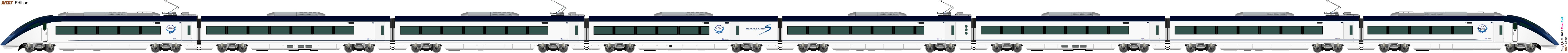 鐵路車輛 13002