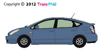 TransPNG.net | 分享世界各地多種交通工具的優秀繪圖 - 私家車 2007