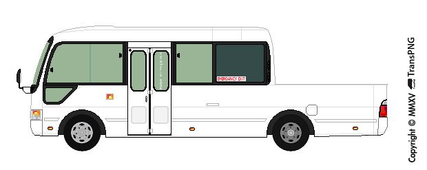 TransPNG.net | 分享世界各地多種交通工具的優秀繪圖 - 巴士 233