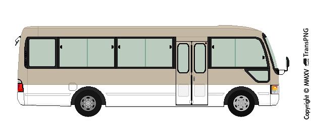 TransPNG.net | 分享世界各地多種交通工具的優秀繪圖 - 巴士 234