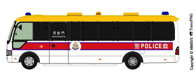 [4018] 香港警務處 4018