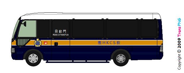 [4021] 香港懲教署 4021