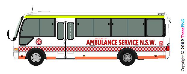 [4048] Ambulance Service of New South Wales 4048