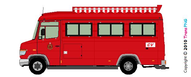 [4077] 香港消防処 4077