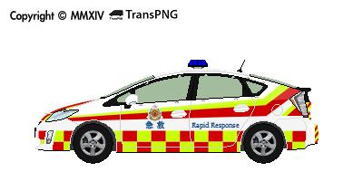 [4127] 香港消防處 4127