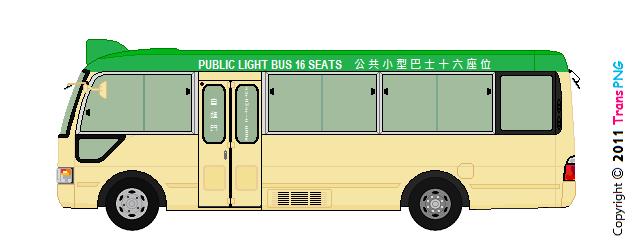 TransPNG.net | 分享世界各地多種交通工具的優秀繪圖 - 巴士 461