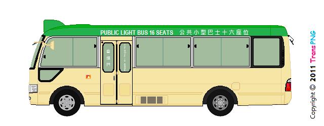 TransPNG.net | 分享世界各地多種交通工具的優秀繪圖 - 巴士 462