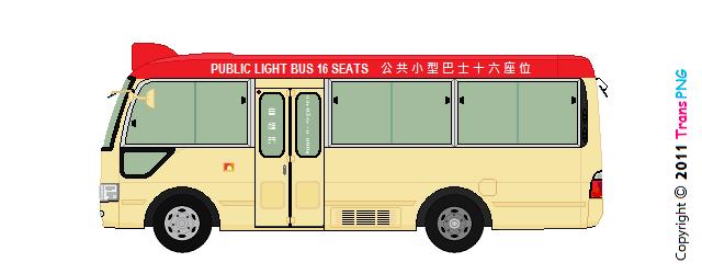 TransPNG.net | 分享世界各地多種交通工具的優秀繪圖 - 巴士 464