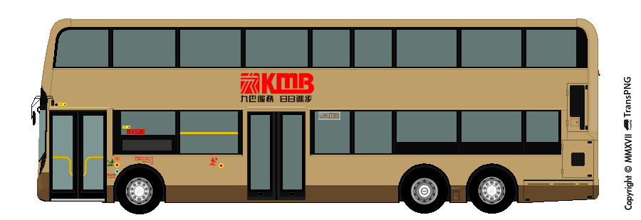TransPNG.com | 分享世界各地多種交通工具的優秀繪圖 - 巴士 481