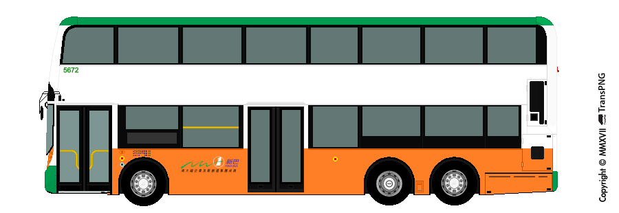 TransPNG.net | 分享世界各地多種交通工具的優秀繪圖 - 巴士 483