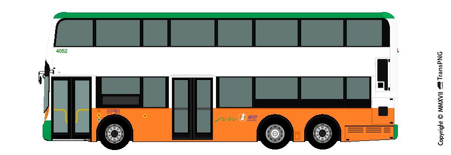 TransPNG.com | 分享世界各地多種交通工具的優秀繪圖 - 巴士 484