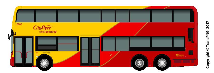 TransPNG.com | 分享世界各地多種交通工具的優秀繪圖 - 巴士 485