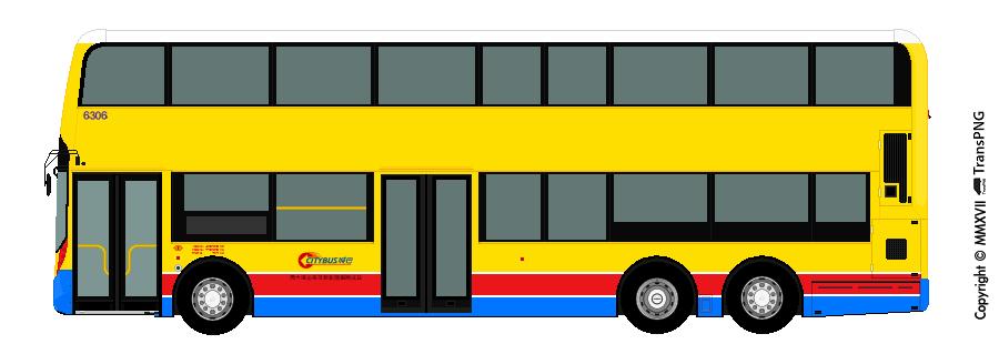 TransPNG.com | 分享世界各地多種交通工具的優秀繪圖 - 巴士 486