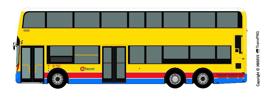 TransPNG.com | 分享世界各地多種交通工具的優秀繪圖 - 巴士 487