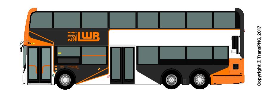 TransPNG.net | 分享世界各地多種交通工具的優秀繪圖 - 巴士 488