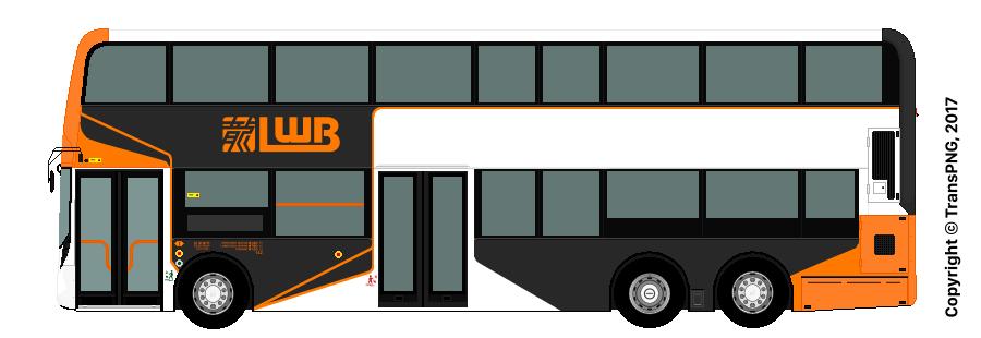 TransPNG.com | 分享世界各地多種交通工具的優秀繪圖 - 巴士 489