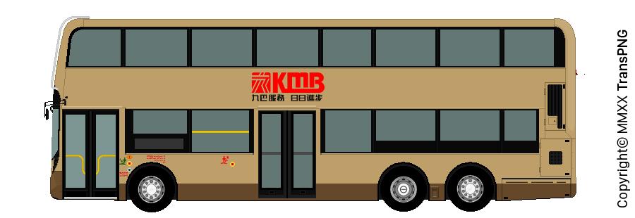 TransPNG.net | 分享世界各地多種交通工具的優秀繪圖 - 巴士 504