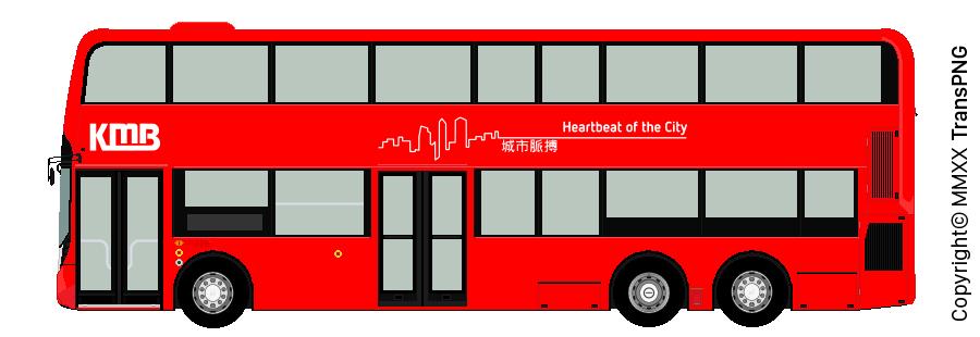 TransPNG.net | 分享世界各地多種交通工具的優秀繪圖 - 巴士 509