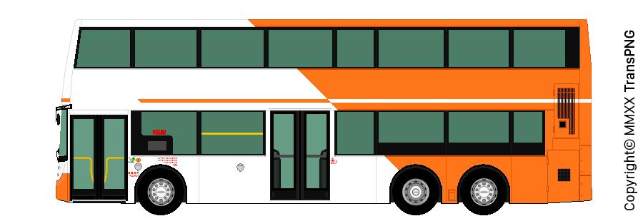 TransPNG.net | 分享世界各地多種交通工具的優秀繪圖 - 巴士 510