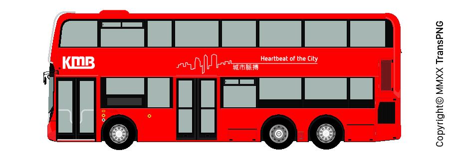 TransPNG.net | 分享世界各地多種交通工具的優秀繪圖 - 巴士 519