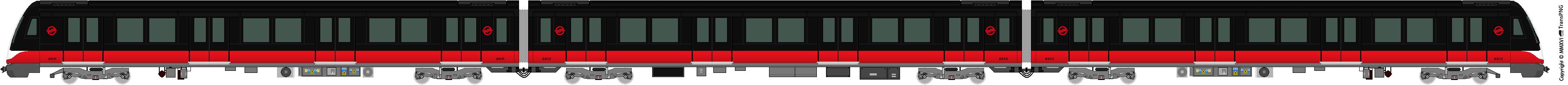 [5334] SMRT Trains 5334