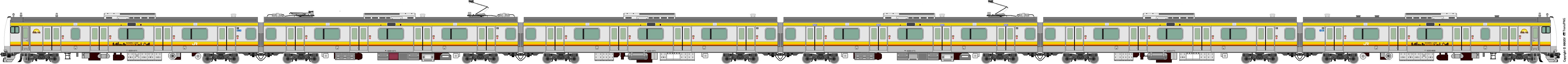 [5435] 東日本旅客鉄道 5435