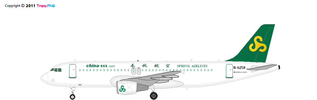 [6069] Spring Airlines 6069