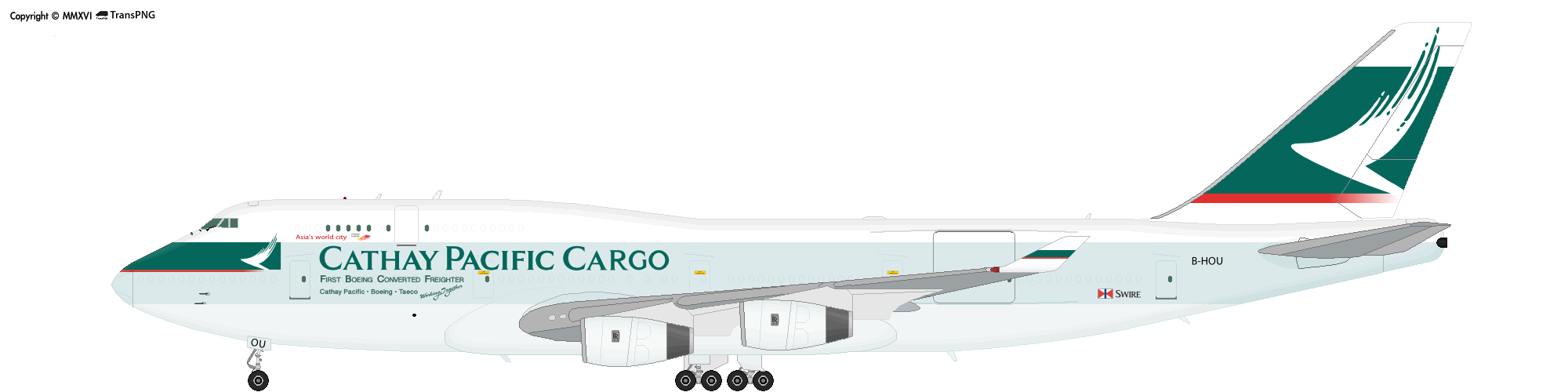 Airplane 6207