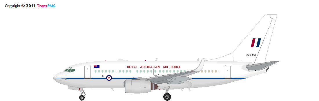 政府/軍用飛機 7010